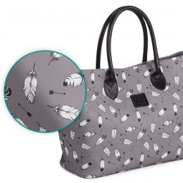 Kinderkraft Torba MOMMY BAG - Grey