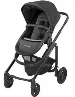 LILA CP Maxi-Cosi Wózek spacerowy do 22kg - ESSENTIAL BLACK