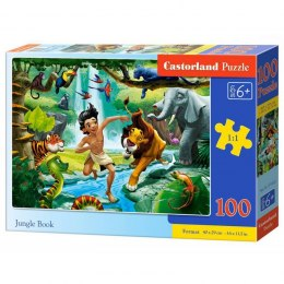 PUZZLE 100 JUNGLE BOOK