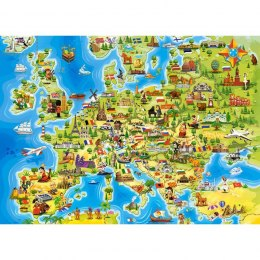 PUZZLE 100 MAP OF EUROPE