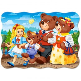 PUZZLE 30 EL.GOLDILOCKS&3BEARS