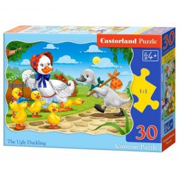PUZZLE 30 EL.THE UGLY DUCKLING