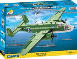 COBI 5713 Historical Collection WWII North American B-25B Mitchell 752kl.
