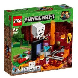 LEGO 21143 MINECRAFT Portal do Netheru p3