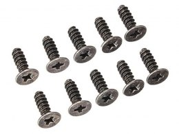 Wltoys Cross Flat Head Self Tapping screws 2.6x8 L959-54 144001