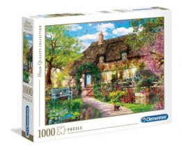 Clementoni Puzzle 1000el The Old Cottage 39520