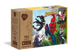 Clementoni Puzzle 104el Play for future - Spiderman Marvel 27151