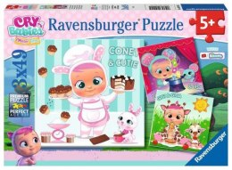 Puzzle 3x49el Cry Babies Magic Tears 051045 RAVENSBURGER