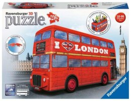 Puzzle 3D 216el London bus 125340 RAVENSBURGER