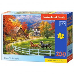 PUZZLE 200 HORSE VALLEY FARM