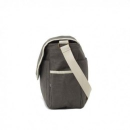 My bag's torba do wózka flap bag happy family grey