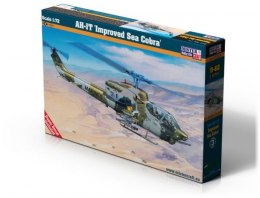 Model helikoptera do sklejania AH-1T Improved Sea Cobra 1:72 D-62