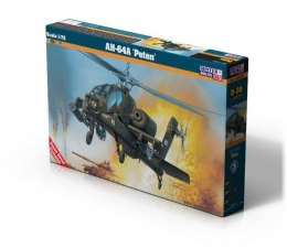 Model helikoptera do sklejania AH-64A Peten 1:72 D-38
