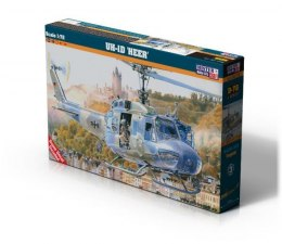 Model helikoptera do sklejania Bell UH-1D HEER 1:72 D-79