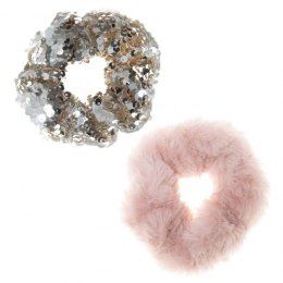 Rockahula Kids - gumki do włosów Shimmer Sequin Scrunchie