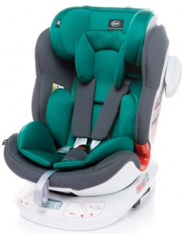 Space-fix fotelik isofix top tether 0-36kg 4baby Siedzisko 360 stopni - TURKUS