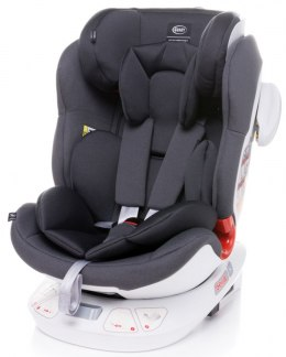 Space-fix fotelik 4baby isofix top tether 0-36kg Siedzisko 360 stopni - Graphite