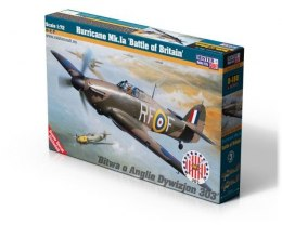 "Model samolotu do sklejania Hurricane Mk.Ia ""Battle of Britain"" 1:72 SD-180"
