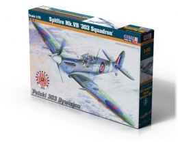 Model samolotu do sklejania Supermarine Spitfire Mk.VB 1:72 SD-203