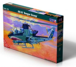 Model helikoptera do sklejania AH-16 Soogar Scoop B-33