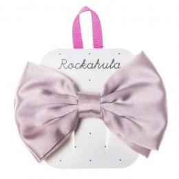 Rockahula Kids - spinka do włosów Satin lux Double bow Pink