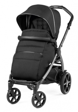 BOOK Peg Perego wózek spacerowy BLACK SHINE