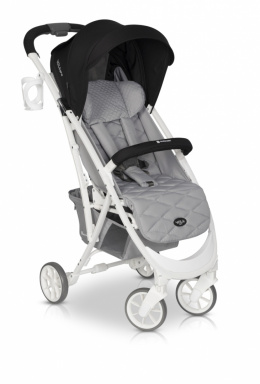Volt Pro Euro-Cart lekki wózek spacerowy 7,6 kg do 22kg - anthracite