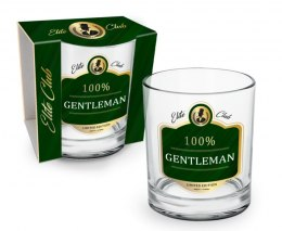 Elite Club - szklanka do whisky 270 ml - 100% Gentleman