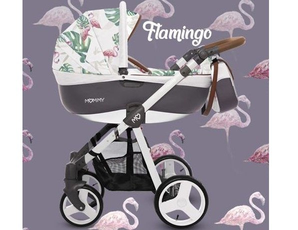 flamingo mommy babyactive
